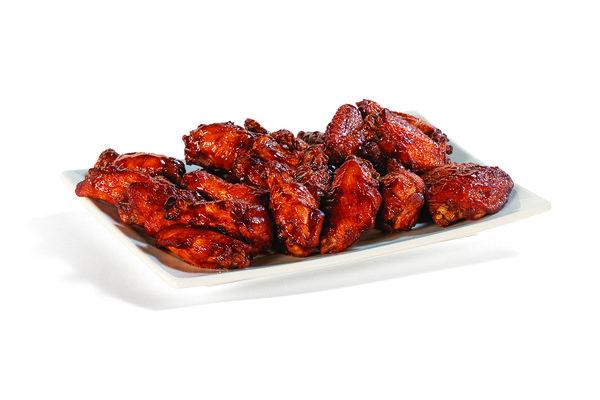 25pc Poyo Poyo BBQ Wings