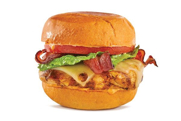 Grilled Chicken BLT Sandwich