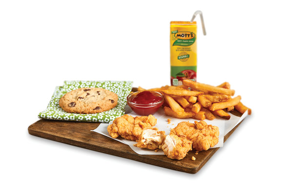 Kids Meal with Pollo Bites