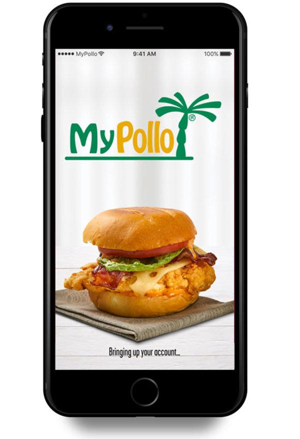 App Phone Loading