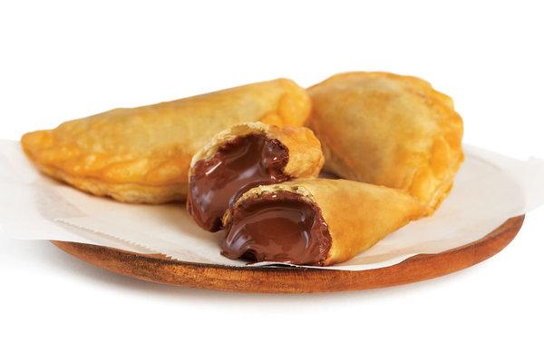 Nutella Empanadas