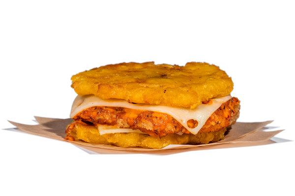 Tostón Sandwich