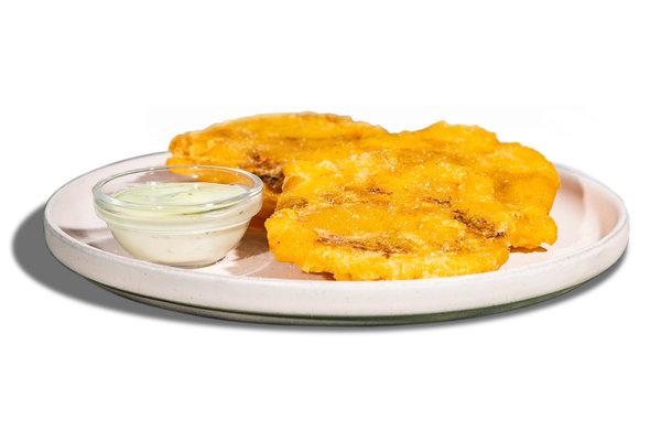 Tostones Side Dish