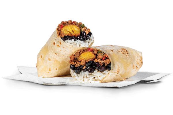 Vegan Picadillo Wrap