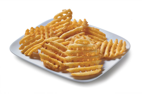 Waffel Fries